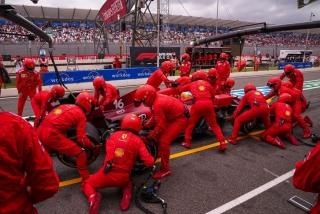Las fotos del GP de Francia de F1 2021 - Miniatura 42