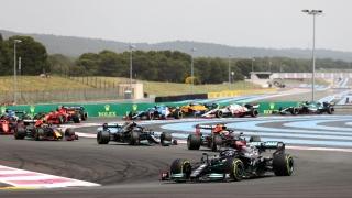 Las fotos del GP de Francia de F1 2021 - Miniatura 43