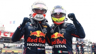 Las fotos del GP de Francia de F1 2021 - Miniatura 45