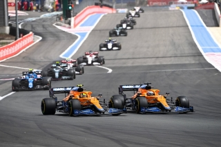 Las fotos del GP de Francia de F1 2021 - Miniatura 50