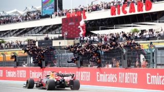 Las fotos del GP de Francia de F1 2021 - Miniatura 55