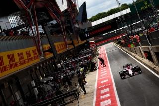 Fotos GP Gran Bretaña F1 2017 Foto 15