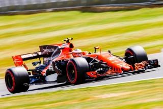 Fotos GP Gran Bretaña F1 2017 Foto 17