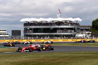 Fotos GP Gran Bretaña F1 2017 Foto 38