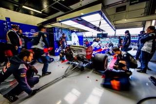 Fotos GP Gran Bretaña F1 2017 Foto 51
