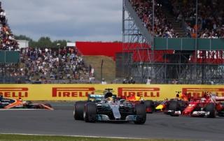 Fotos GP Gran Bretaña F1 2017 Foto 67