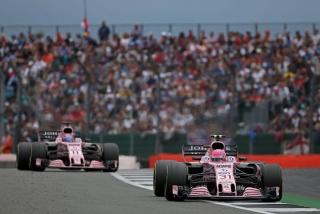 Fotos GP Gran Bretaña F1 2017 Foto 71