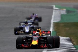 Fotos GP Gran Bretaña F1 2017 Foto 75