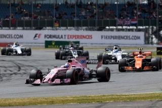 Fotos GP Gran Bretaña F1 2017 Foto 81