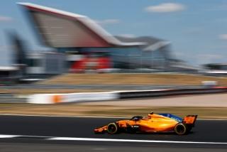 Foto 1 - Fotos GP Gran Bretaña F1 2018