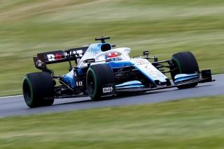 Fotos GP Gran Bretaña F1 2019 Foto 43
