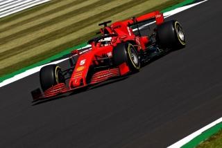 Las fotos del GP de Gran Bretaña F1 2020 Foto 7
