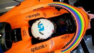 Las fotos del GP de Gran Bretaña F1 2020 Foto 12