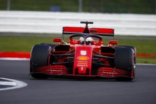 Las fotos del GP de Gran Bretaña F1 2020 Foto 35