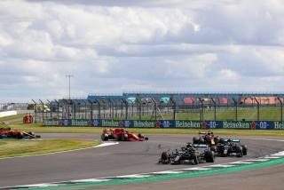 Las fotos del GP de Gran Bretaña F1 2020 Foto 45
