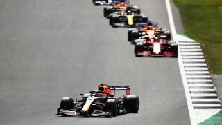 Las fotos del GP de Gran Bretaña F1 2020 Foto 48