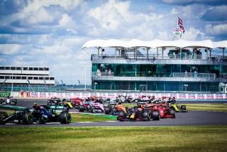 Las fotos del GP de Gran Bretaña F1 2020 Foto 51