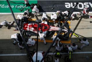 Las fotos del GP de Gran Bretaña F1 2020 Foto 57