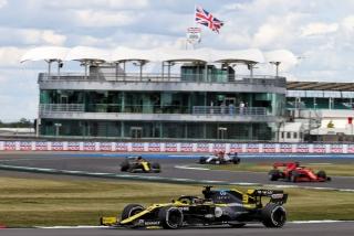 Las fotos del GP de Gran Bretaña F1 2020 Foto 61