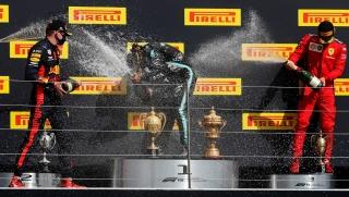 Las fotos del GP de Gran Bretaña F1 2020 Foto 64