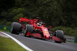 Las fotos del GP de Hungría F1 2020 Foto 7