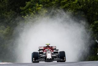 Las fotos del GP de Hungría F1 2020 Foto 22
