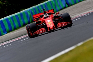 Las fotos del GP de Hungría F1 2020 Foto 34