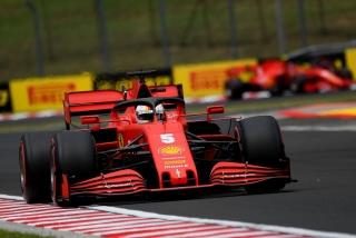 Las fotos del GP de Hungría F1 2020 Foto 47