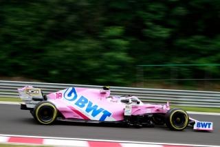 Las fotos del GP de Hungría F1 2020 Foto 48