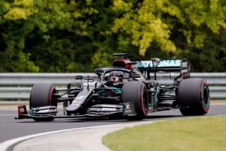 Las fotos del GP de Hungría F1 2020 Foto 49