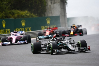 Las fotos del GP de Hungría F1 2020 Foto 69