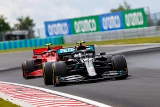 Las fotos del GP de Hungría F1 2020 Foto 73