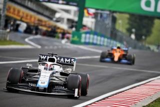 Las fotos del GP de Hungría F1 2020 Foto 74