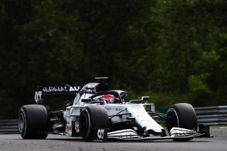 Las fotos del GP de Hungría F1 2020 Foto 79