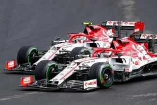 Las fotos del GP de Hungría F1 2020 Foto 81