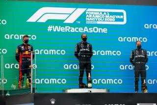 Las fotos del GP de Hungría F1 2020 Foto 87