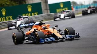 Las fotos del GP de Hungría F1 2020 Foto 89