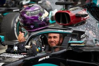 Las fotos del GP de Hungría F1 2020 Foto 94