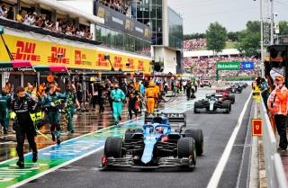 Las fotos del GP de Hungría de F1 2021 - Foto 5