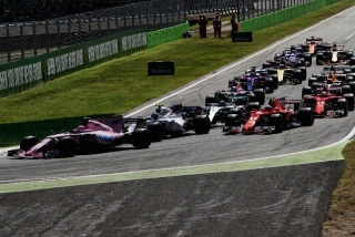 Fotos GP Italia F1 2017 Foto 42