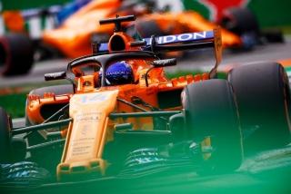 Fotos GP Italia F1 2018 Foto 19
