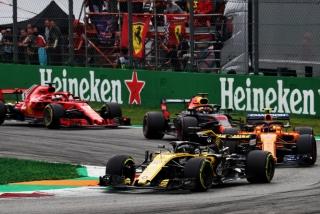 Fotos GP Italia F1 2018 Foto 28