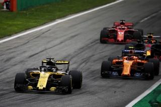 Fotos GP Italia F1 2018 Foto 34