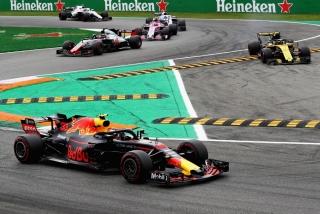 Fotos GP Italia F1 2018 Foto 49