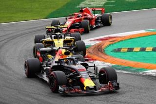 Fotos GP Italia F1 2018 Foto 50