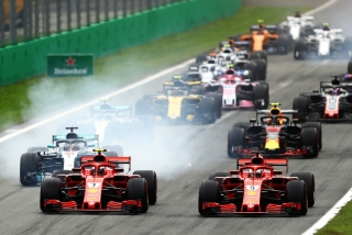 Fotos GP Italia F1 2018 Foto 52