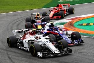 Fotos GP Italia F1 2018 Foto 61