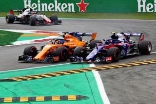 Fotos GP Italia F1 2018 Foto 62