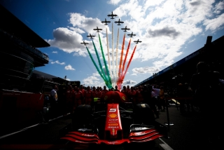 Fotos GP Italia F1 2019