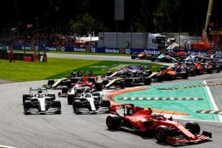 Fotos GP Italia F1 2019 Foto 42